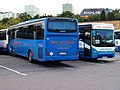 Roztyly, autobusy Irisbusy ČSAD Jihotrans.jpg
