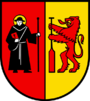 Coat of Arms of Rudolfstetten-Friedlisberg