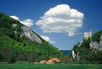 Neu-Thierstein Castle - Neu-Thierstein
