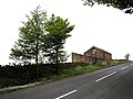 Ruined barn, Lothersdale Road, near Glusburn, Yorkshire - geograph.org.uk - 169391.jpg