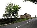 Ruined barn, Lothersdale Road, near Glusburn, Yorkshire - geograph.org.uk - 169391.jpg