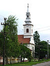 Rumenka, Calvinist church.jpg