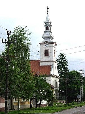 Rumenka - Image: Rumenka, Calvinist church