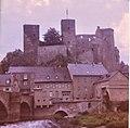 Runkel Castle in 1960s.jpg