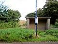 Rural bus stop. - geograph.org.uk - 530483.jpg