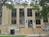 Rusk County Courthouse, Henderson, TX IMG 2967.JPG