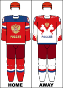 Russia national hockey team jerseys - 2014 Winter Olympics.png