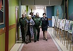 Russian Defence Minister General of the Army Sergei Shoigu attended the Knowledge Day ceremony in the Russian Defence Ministry's Boarding School for Girls 07.jpg