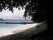 São Tomé - Praia Café
