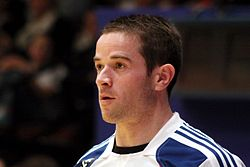 Sébastien Ostertag (Tremblay en France HB) - Handball player of France (1).jpg