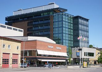 Södertälje - Södertälje City Hall