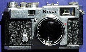 Nikon S3 - Image: S3 400