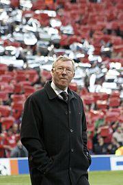 Ferguson nel 2009.