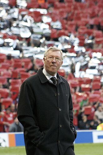 Alex Ferguson - Ferguson in 2009