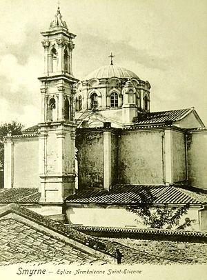 SAINT_STEPHEN_ETIENNE_ARMENIAN_CHURCH_SMYRNA_Postcard_c._1907