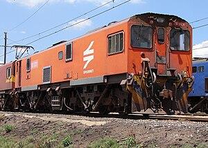 South African Class 10E - Image: SAR Class 10E 10 021