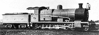 1906 in South Africa - NGR Class B