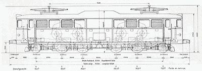スイス国鉄Ae4/6形電気機関車 - ...