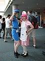 SDCC 2011 - Officer Jenny & Nurse Joy (5973005775).jpg