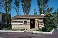 SLC-12. Deuel Pioneer Log Cabin (next to the Church History Museum) on the Mormon Pioneer National Historic Trail (2008) (2145f37e-5098-4271-9552-62460649fa61).jpg