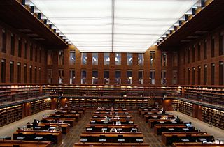 Saxon State and University Library Dresden combined state and university library in Dresden, Saxony, Germany