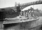 SMS Yorck, Kaiser Wilhelm Canal.png