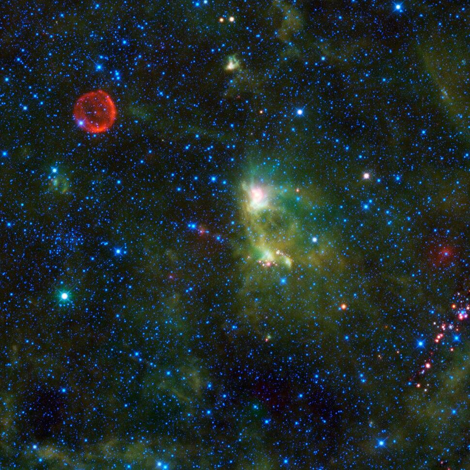 SN 1572 Tycho's Supernova