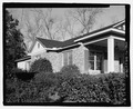 SOUTH SIDE - H. Pat Brannen House, 335 South Main Street, Statesboro, Bulloch County, GA HABS GA-2379-4.tif