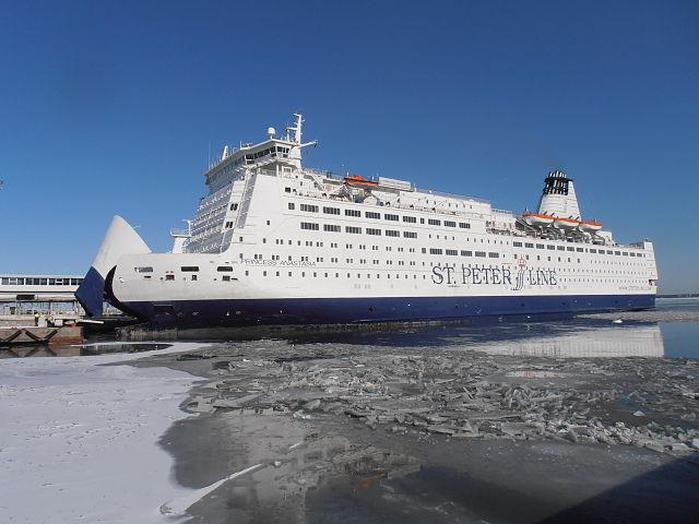 СМИ проинформировали о прекращении паромного сообщения между Петербургом иСкандинавией