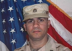 Deaths of Phillip Esposito and Louis Allen - In 2005, Army prosecutors accused Staff Sergeant Alberto B. Martinez of Schaghticoke, New York, (above), of murdering Captain Phillip Esposito and First Lieutenant Louis Allen. An XVIII Airborne Corps court-martial subsequently acquitted Martinez of all charges on December 4th, 2008.