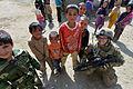 SSgt Elizabeth Rosato 755th ESFS with Afghan children.JPG
