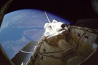 STS-42 human spaceflight