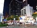 SZ 深圳 Shenzhen 羅湖 Luohu night 南湖路 Nanhu Road August 2018 SSG 08.jpg