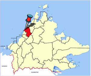 Tuaran - Image: Sabah Districts Tuaran pp