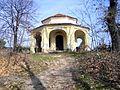 Sacro Monte Belmonte cappella crocifissione.JPG