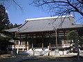 Saimyoji, in Toyokawa (main hall 3).jpg