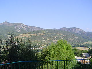 Saint-Étienne-le-Laus Commune in Provence-Alpes-Côte dAzur, France
