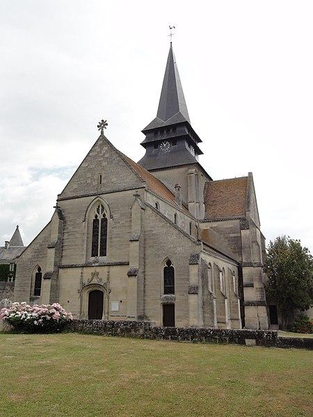 Saint-Pierre-Aigle (Aisne) église