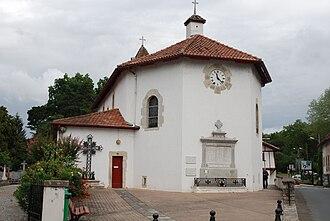 Saint-Pierre-d'Irube - The church of Saint-Pierre-d'Irube