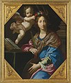 Saint Catherine of Alexandria by Cesare Dandini.jpg