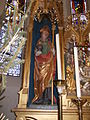 Saint Hippolytus Church (Zell am See) 10.JPG