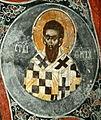 Saint Titus (Kosovo, 14th c. Pech Patriarch., S. Nicholas church).jpg