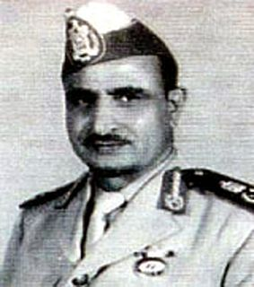 Abdullah al-Sallal First president of North Yemen