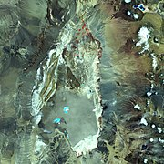 Salar de Atacama, Chile - NASA Earth Observatory