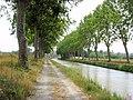 Sallèles d'Aude, Canal de Jonction 08-04.JPG