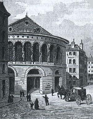Théâtre Feydeau - Image: Salle Feydeau NGO3p 869