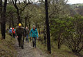 Sally Jewell at Cache Creek Wilderness (15875494819).jpg