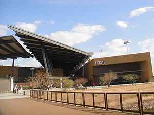 Salt River Fields - 2011-02-23 - Home Base Entry.JPG