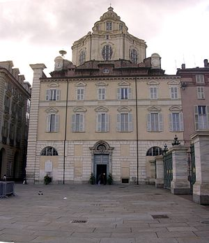 Church of San Lorenzo, Turin - San Lorenzo, Turin
