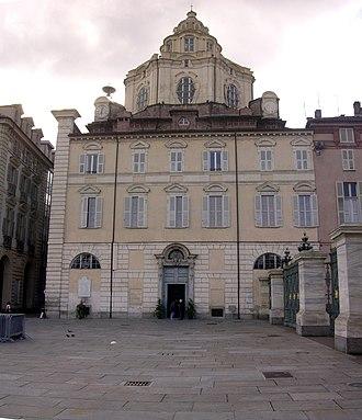 San Lorenzo, Turin - Image: San Lorenzo Church Turin